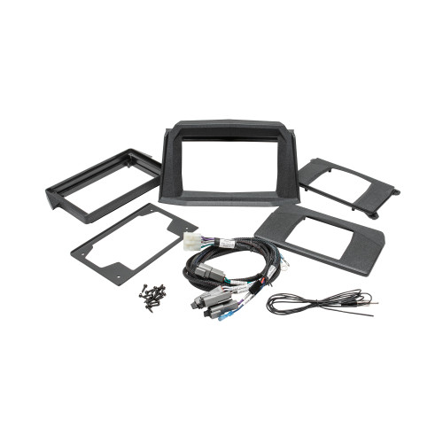 Rockford Fosgate RZR14-DK Pmx-3, Pmx-2, Pmx-1 & Pmx-8dh Upper/Lower Dash Kit Compatible With Select RZR Models