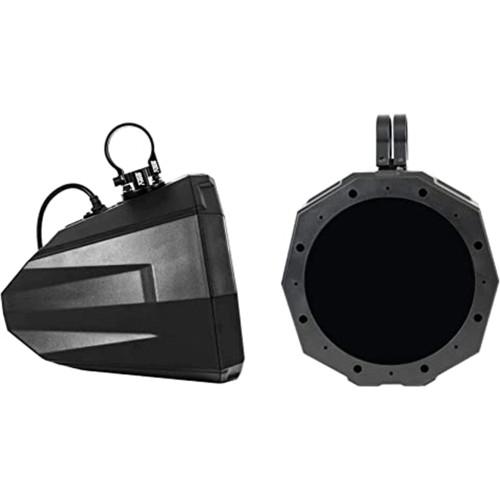 Universal 8-inch Cage Mount Speaker Pods