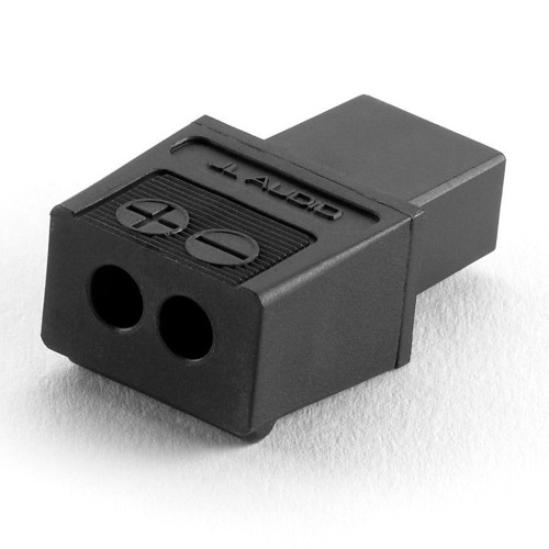 JL Audio HD-SPKPLUG-2-RP 2-pole Subwoofer Input Plug For HD900/5 and MHD900/5 Amplifiers