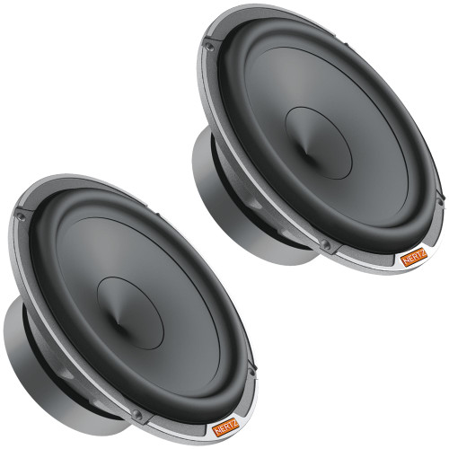 """Hertz One Pair of MP-165P3 Millie Pro 6.5"""" 3-Ohm Mid-Bass Component Woofers"""