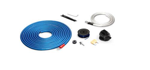 JL Audio XD-PCS4-1B:Premium 4 AWG 12 V Power Connection Kit Single Amplifier