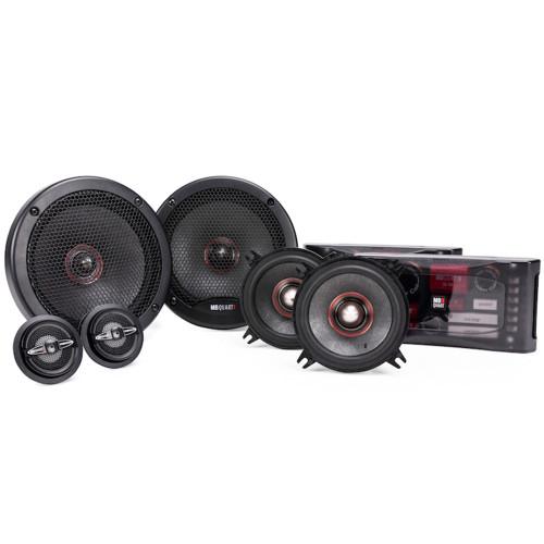 "MB Quart PS1-316 Premium Series 6.5"" 3-Way Component Speakers - Open Box"