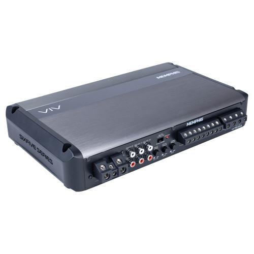 Memphis Audio VIV750.6V2 VIV SixFive Series car amplifier — 70 watts RMS x 6