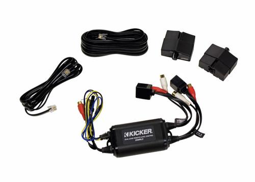Kicker 10ZXMRLC Dual Zone Remote Level Control - Used Good