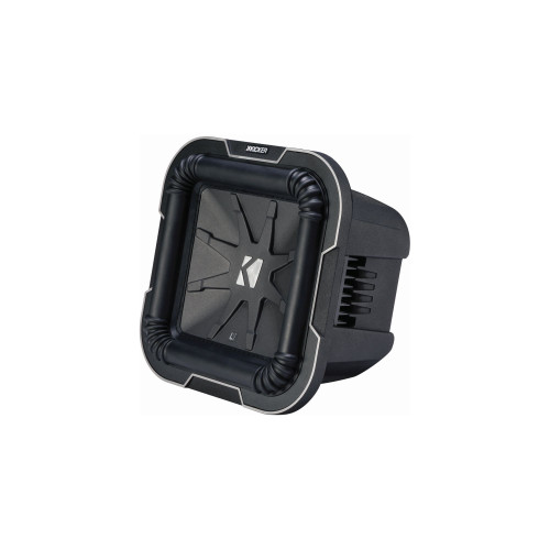 Kicker L78 Q-Class 8-Inch (20cm) Square Subwoofer, Dual Voice Coil 4-Ohm - Used Very Good
