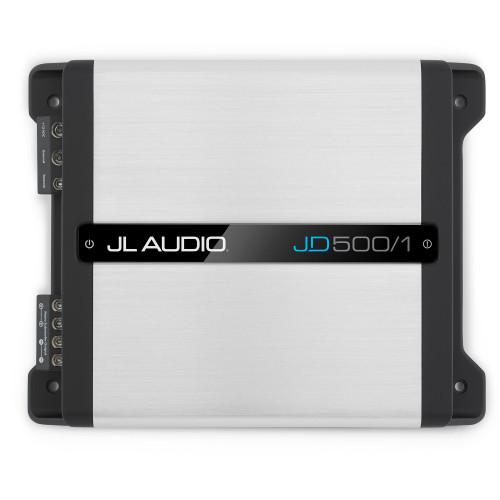 JL Audio JD500/1 Monoblock Class D Subwoofer Amplifier 500 W - Used Very Good