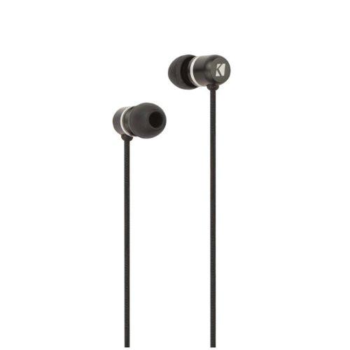 Kicker EB93B Microfit Earbuds