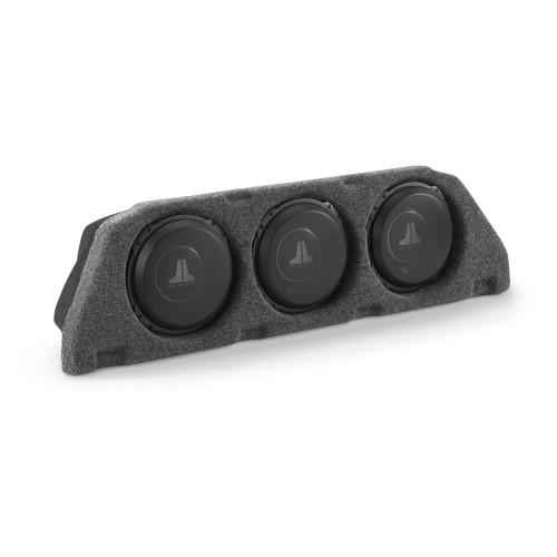 JL Audio SB-GM-CTRIP/10TW3/DG:Stealthbox® for 2010-2015 Chevrolet Camaro