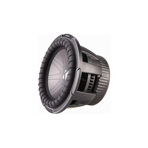 Kicker CompQ10 Q-Class 10-Inch (25cm) Subwoofer, Dual Voice Coil 4-Ohm