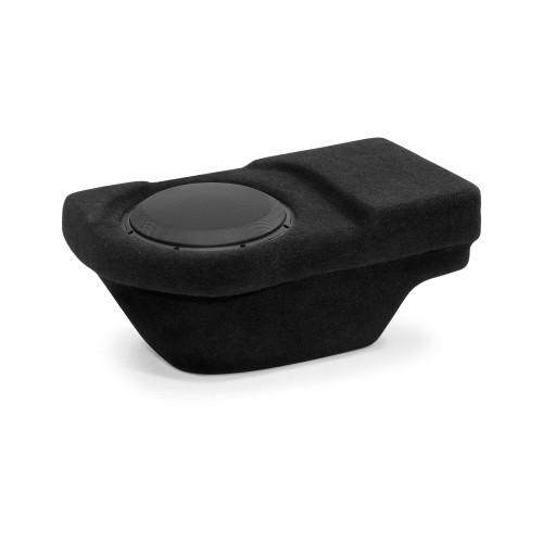 JL Audio SB-D-QDRAM/10W3v3:Stealthbox® for 2002-2018 Dodge Ram 1500 Quad Cab, 2003-2019 2500 & 3500 Quad Cab & 2009-2018 1500 Crew Cab & 2009-2019 2500 & 3500 Crew Cab
