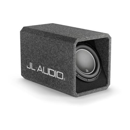 JL Audio HO110-W6v3:Single 10W6v3 H.O. Wedge Ported 2 Ω
