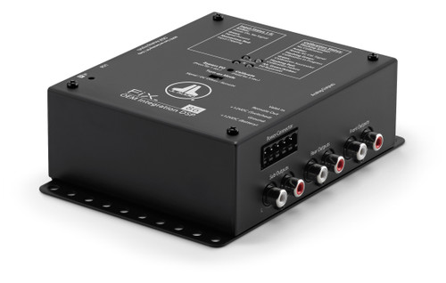 JL Audio FiX 86 OEM Integration DSP:4.1 Inputs/4.1 Outputs+Digital out