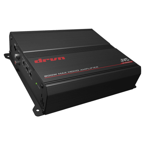 JVC KS-DR3001D 800W Peak DR Series Monoblock Class-D Power Amplifier