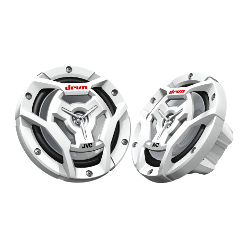 "JVC Marine Speakers 6.5"" 2-way White (Pair)"