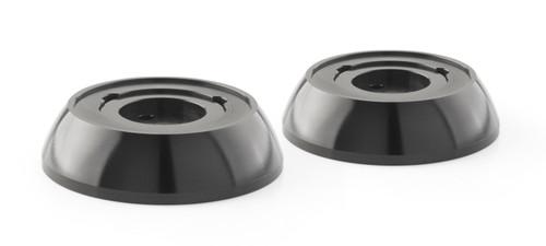 JL Audio PS-SWMCP-B-SM: Black Anodized VeX Enclosed Speaker System Surface Mount Fixture