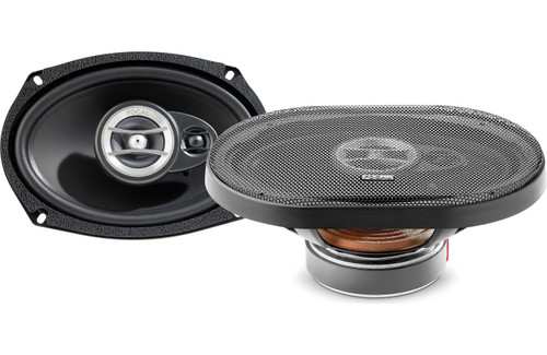 """Focal RCX-690 Auditor Series 6 x 9"""" 3-Way Coaxial Speakers (pair)"""
