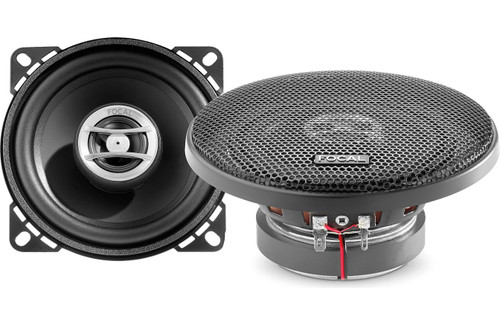 "Focal RCX-100 4"" 2-Way Coaxial Kit"