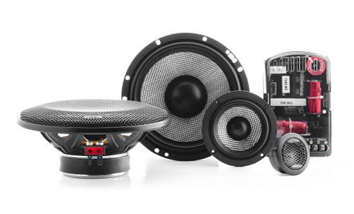 """Focal 165AS3 6.5"""" 3-way component kit, RMS: 80W - MAX: 160W"""