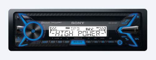 Sony MEX-M100BT CD Receiver with BLUETOOTH Wireless Technology
