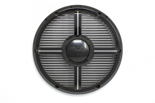 "Wet Sounds REVO8XW-BGRILL Black XW Closed Style Grill for the REVO 8"" Subwoofer"