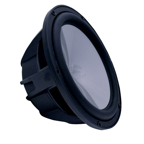 """Wet Sounds REVO8FA-B Black Free Air 8"""" Subwoofer (Ea), Grill sold seperately 200 RMS/400 Peak"""