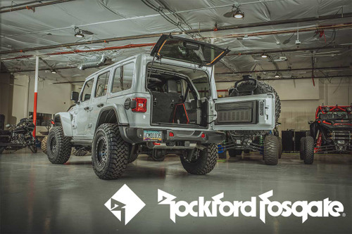 Now Loading... Rockford Fosgate