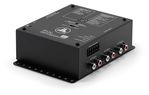 JL Audio FiX 86 Refurbished OEM Integration DSP:4.1 Inputs/4.1 Outputs+Digital out