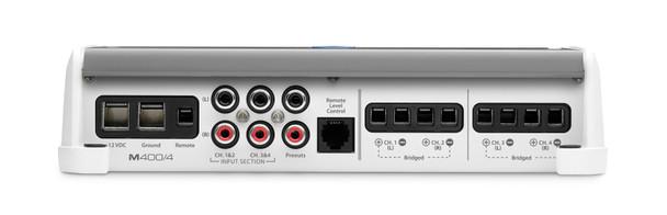 JL Audio Refurbished M400/4:4 Ch. Class D Full-Range Marine Amplifier 400 W