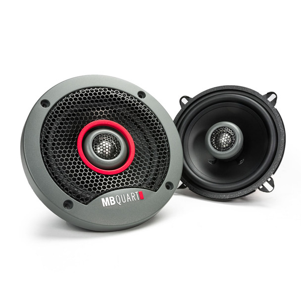MB Quart Formula 5.25 inch 2-way coaxial car speakers
