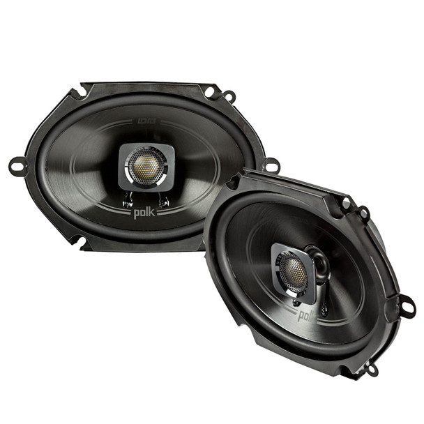 "Polk DB572 5x7"" Coaxial Speakers with Marine Certification"