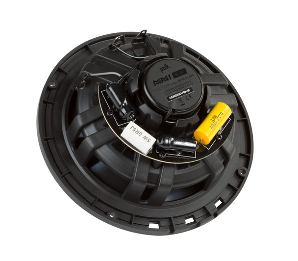 "Polk MM652 6.5"" Coaxial Speakers Bundle Includes 2 Pair with Marine and Powersports Certification"