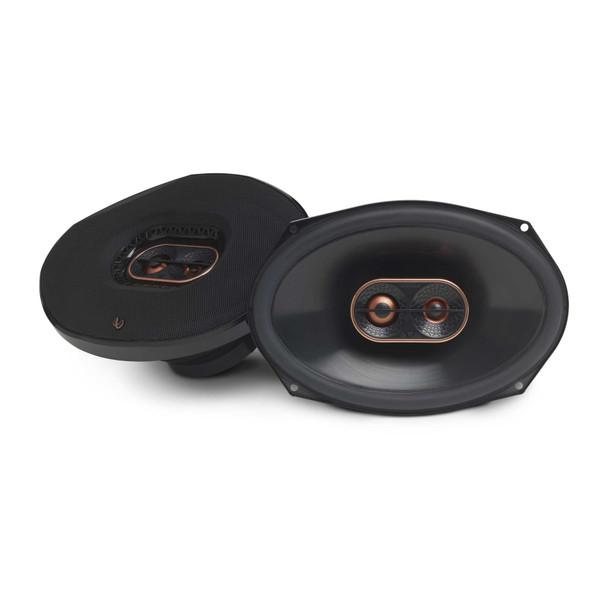 Infinity REF-9633IX Reference 6x9 Inch Three-way Car Audio Speakers