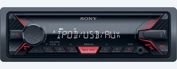 Sony DSX-A200UI Media Receiver with USB - Used Very Good