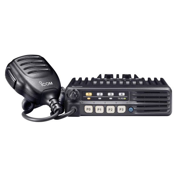Icom IC-F6011 2-Way UHF Mobile Analog Transceiver