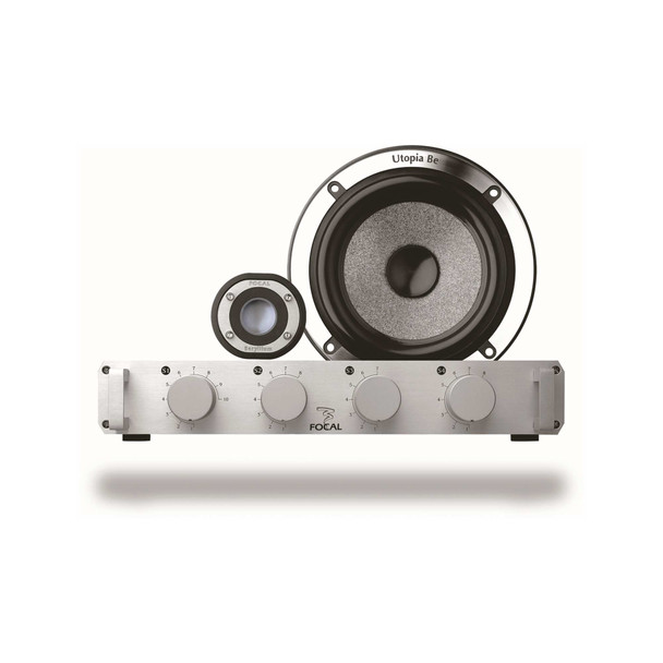 Focal KitNo.5 2-way component system + Crossblock, RMS: 75W - MAX: 150W