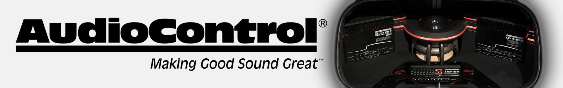 AudioControl - Making Good Sound Great!