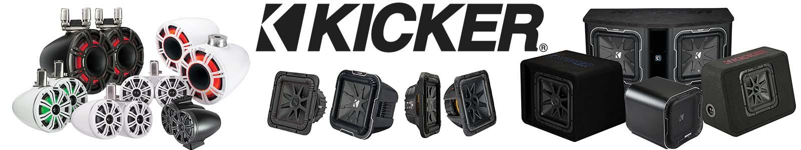 Kicker Performance Audio Authorized Dealer