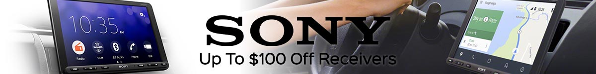 Sony Black Friday - Up to $100 Off!