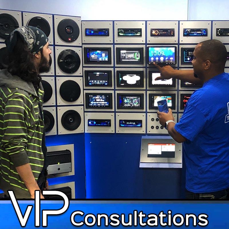 VIP Consultation
