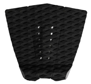 Stray Boards 3 PC Black Surfboard Traction Pad