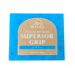 Madre Superior Grip Eco Surfboard Wax