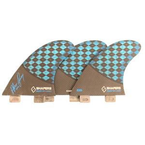 Shaper Asher Pacey Pro Series AP02- FCS- Black/Blue