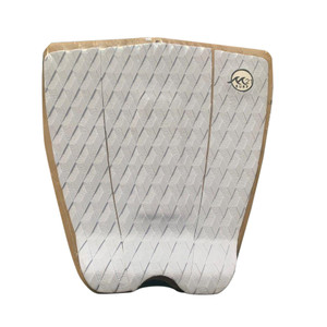 M21 Surf 3 PC Surfboard Traction Pad-WHT