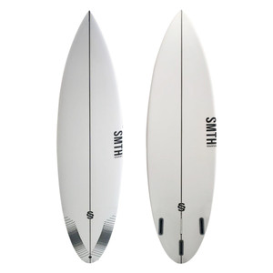 "6'2"" Smith Shapes ""Ei8hty"" New Surfboard"