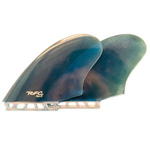 RFC Future Fish CI Keels New Surfboard Fins- Blue