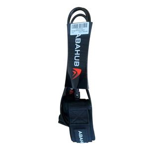 Abahub 6' Surfboard New Ankle Leash- Black