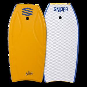 "Sniper ""Bunch II"" 41"" New Bodyboard-Orange/Blue"