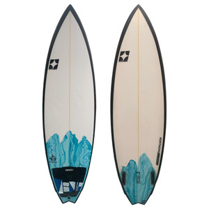 """5'10"""" Northern Alliance Anarchy Used Surfboard"""