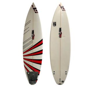 """6'4"""" JS Used Surfboard"""