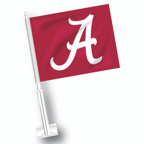Alabama Car Flag - Script A